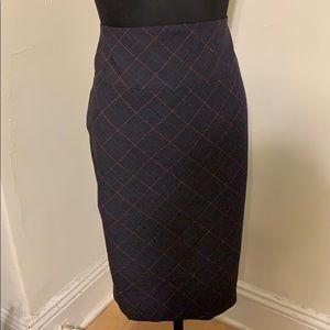 Express High Wasted Pencil Skirt SZ 6